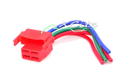 Solenoid plug