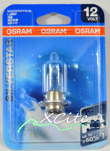 Tyga head light globe Osram 12v 35/35 W