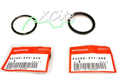 Rear brake seal kit 43209-371-006 and 45109-443-870