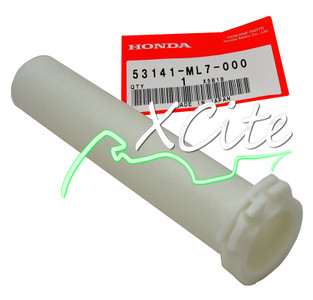Genuine Honda throttle tube 53141-ML7-000