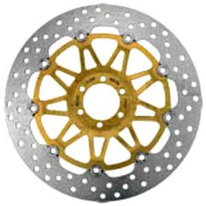 Honda CBR250R MC19 front brake rotor