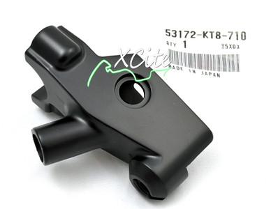 Genuine Honda CBR250 MC22 MC19 handle grips p//n 53165-KT8-710 and 53166-KT8-710