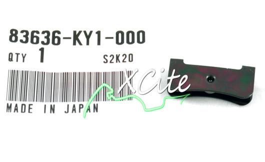 Genuine CBR250RR MC22 fairing clips p/n 83636-KY1-000