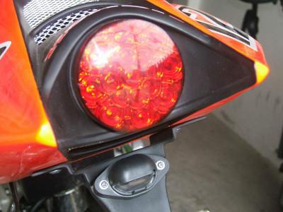 Tyga Performance RVF400 / VFR400 NC30/NC35 tail light BPLT-0013