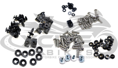 Fairing bolts kit, stainless steel, Honda CBR600RR 2003 2004 2005 2006 #BT111#