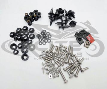 Fairing bolts kit, stainless steel, Honda CBR1000RR 2008 - 2011 BT113