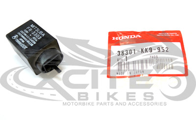Genuine Honda flasher relay unit CBR250RR MC22 38301-KK9-952
