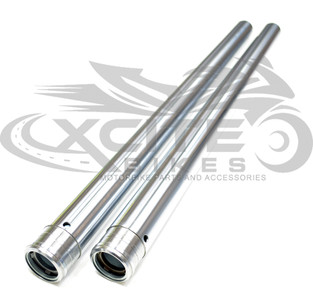 Fork tube - stanchions for the Kawasaki EX300 NINJA 300R ABS, years 2016 to 2017