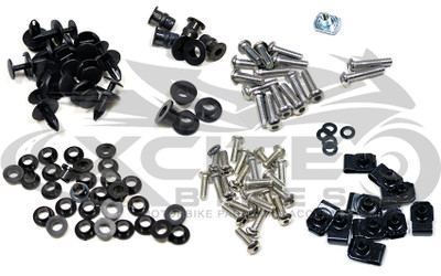 Fairing bolts kit Suzuki GSXR600  GSXR750 GSXR1000