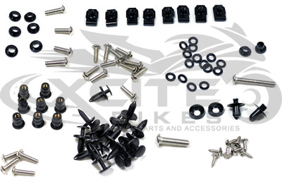 Fairing bolts kit GSXR 600 750 11 12 13 14 BT165