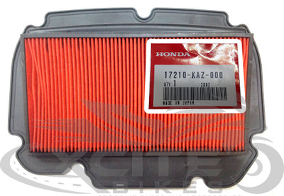 CBR250RR MC22 air filter, Genuine OEM 17210-KAZ-000