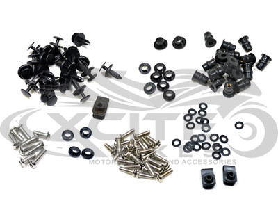 Fairing bolts kit, Honda CBR900RR 929 2000-2001 BT116