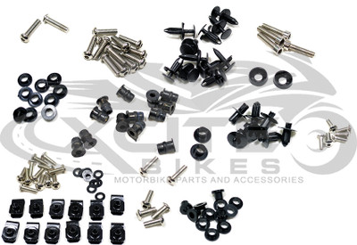 Fairing bolts kit GSXR600/750 2004-2005 BT163