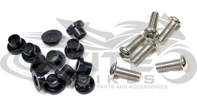 Fairing bolts kit Suzuki GSXR1000 2003 2004 BT166