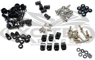 Fairing bolts kit Suzuki GSXR1000 2005 2006 BT167