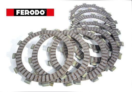 Ferodo clutch friction plates kit & springs CBR250RR CBR250R VT250C