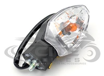 OEM MSX125SF Grom Rear LEFT indicator 33650-K26-B01