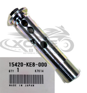 MC22 oil filter bolt, 15420-KE8-000