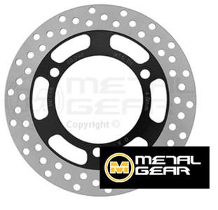 MetalGear rear rotor, Ninja 250R 300R ZZR250 GPX250 - 20-046