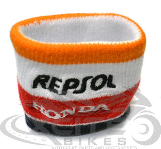 Genuine Honda Repsol reservoir sock 08REP-WRS-7BAND