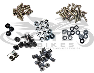 Fairing bolts kit Honda RVT1000 RC51 2000 - 2007 BT121
