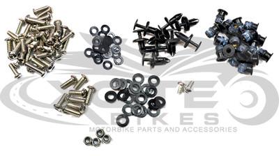 Fairing bolts kit ZX-10R 04-05 BT146