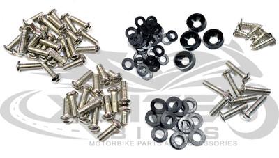 Fairing bolts kit ZX-10R 06-06 BT147