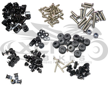 Fairing bolts kit R6 2003-2005 R6S 2006-2009 BT183