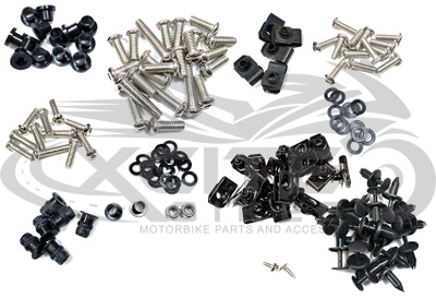 Fairing bolts kit R1 04-06 BT185
