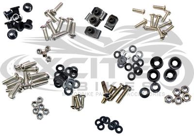 Fairing bolts kit FZR600 89-99 FZR400 88-89 BT186