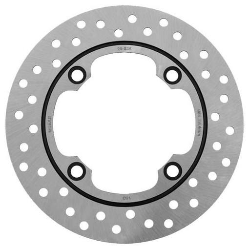 MetalGear rear brake rotor 20-035-BK