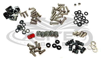 Suzuki Fairing bolts kit Katana 1100 1988-1993 BT172