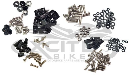 Fairing bolts kit  DUCATI 749 999 2003-2006 BT502