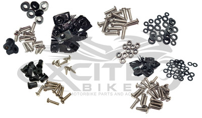 Fairing bolts kit  DUCATI 749 999 2003-2006 BT502