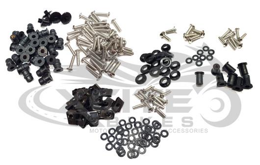 Fairing bolts kit  DUCATI 848 1098 1198 2007-2008 BT503