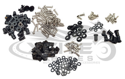 Fairing bolts kit  DUCATI 848 1098 1198 2007-2008 BT503