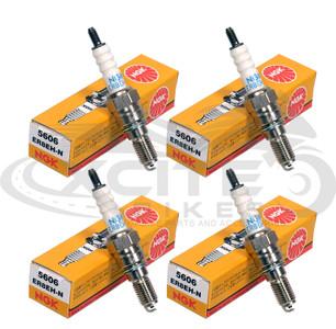 ER8EH NGK Spark Plugs NC30/NC35 set