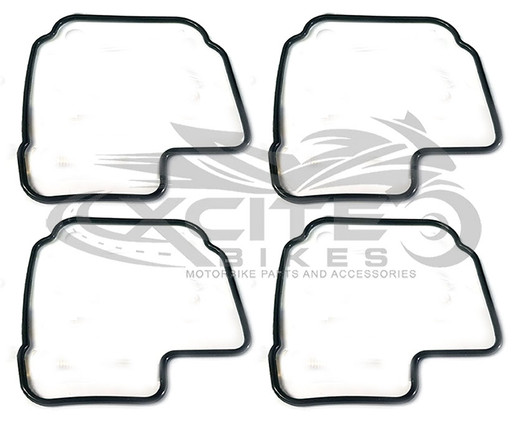 CBR250R MC19 carburettor float bowl gasket set (4x) CRG002