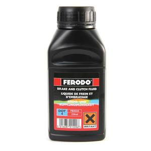 FERODO Brake Fluid DOT 4 (250ml) 01-803-025