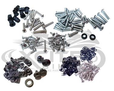 Fairing bolts kit BMW S1000RR/HP4 2009-2014 BT601