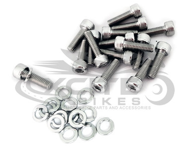 Replacement 5x16 screw and washer set (12x)