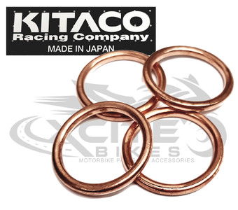 Kitaco Exhaust Gasket Set 4x (replace 18291-MN5-650) 963-1000012