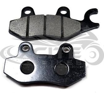 MetalGear front brake pads - organic 30-075