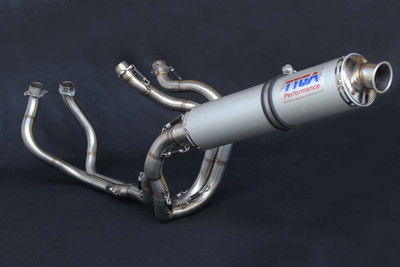 Tyga Performance Full Race Exhaust System NC30 NC35, with Silencer EXPS-0053