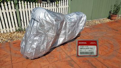 Genuine Honda bike cover 08P34-KPP-700