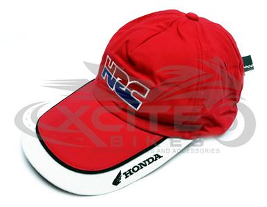 Genuine Honda Baseball Cap, HRC - Red APSTDCA103FSZA