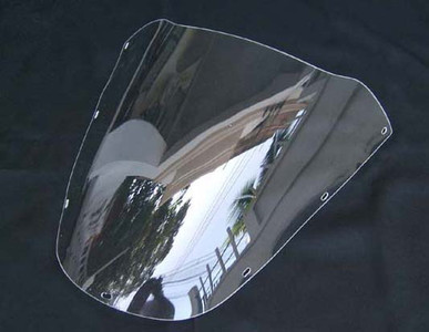 (Generic Photo) OEM shape light tint windscreen, RVF400 NC35, SCRE-0042