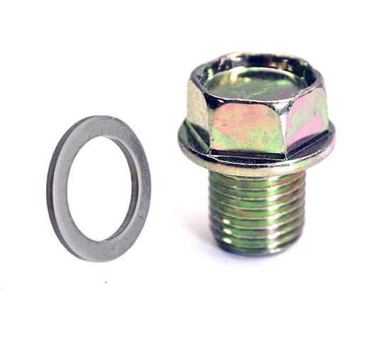 OEM drain bolt 14mm + crush washer 92800-14000 94109-14000