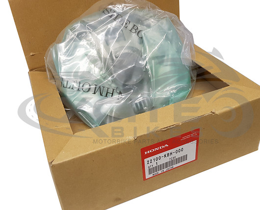 Genuine Outer Comp. Clutch Basket MC22 MC31 22100-KBH-000