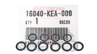 Genuine carb o-ring kit 16040-KEA-000